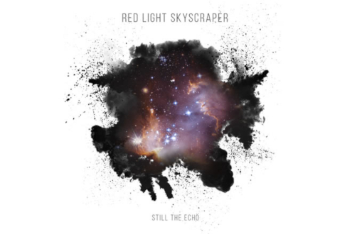 "Red Light Sky Scraper - Cover onf the album ""Still the Eco"" published on 2017"